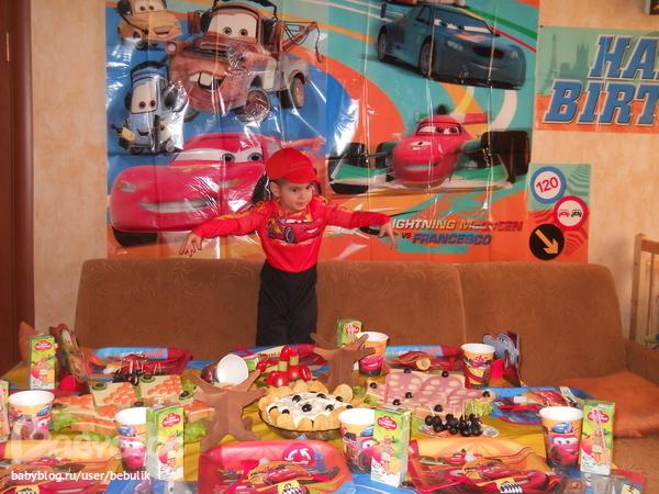 398Как отметить день рождения 6 лет мальчику