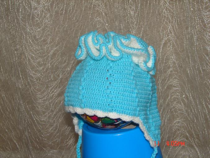 Мастер класс по вязанию шапочки детской крючком