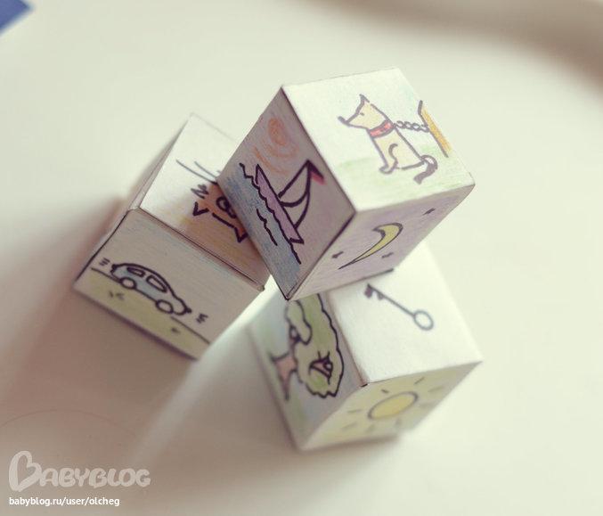 Кубики историй своими руками распечатать 78
