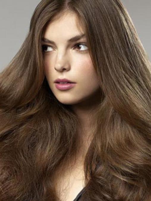 Натурально русый цвет волос фото