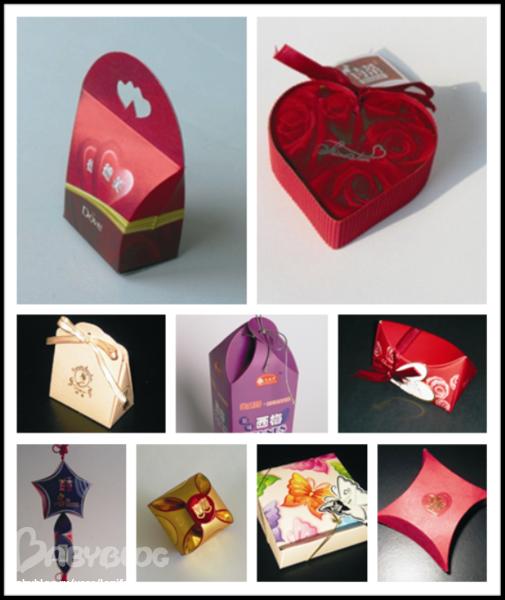 Пакетик для подарков своими руками