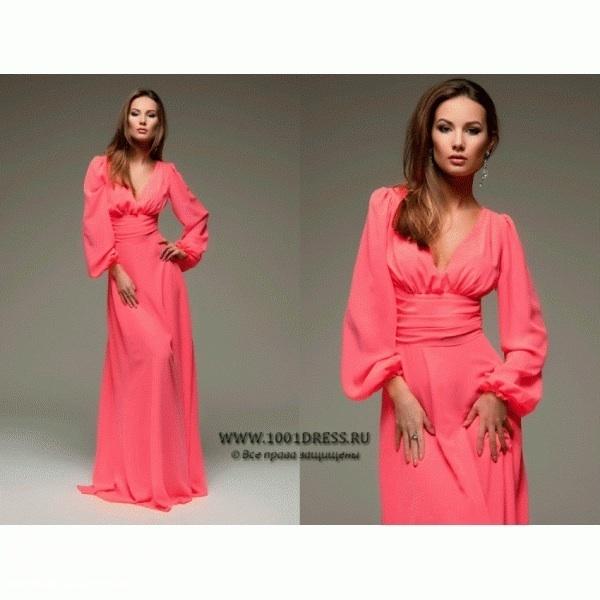 Коралловое платье москва купить