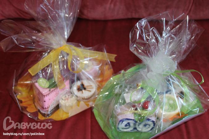 Подарок на 8 марта воспитателям детского сада