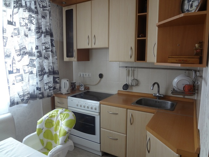 Кухня 2 на 2 метра дизайн
