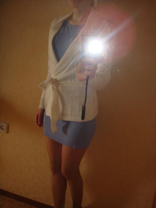 Куплю Голубое Платье