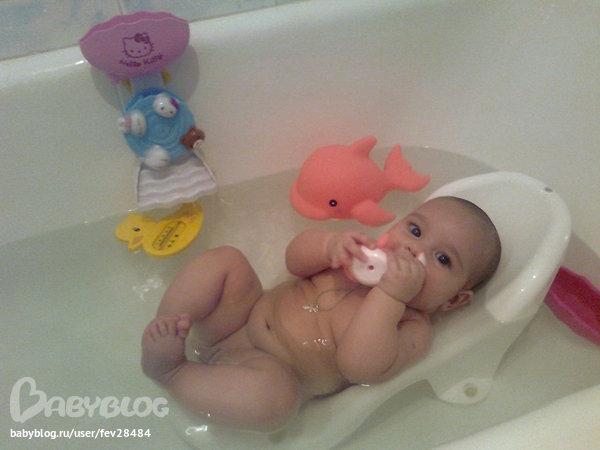 круг для купания новорожденных купить владивосток
