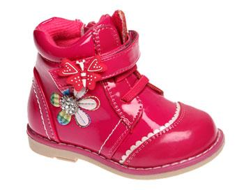 Купить Ботинки Для Девочки