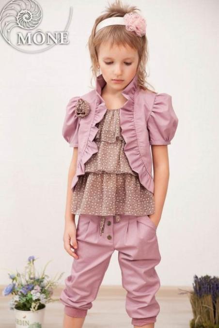 Одежда Для Девочек 7 Лет