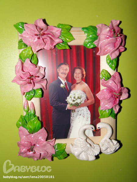 Подарок ко дню свадьбы 35 лет 14