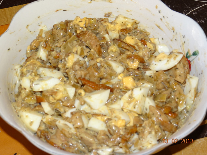 рецепт ризотто с белыми грибами с фото