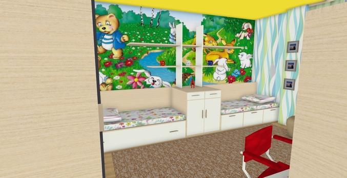 Помогите советом с мебелью (эскиз проекта) - Страница 2 9dba5cc57e26e072912668c504449e90