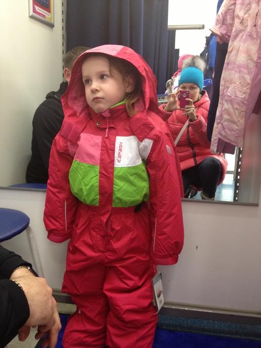 Детские костюмы айспик