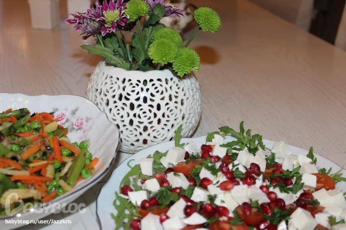 Салат с настоящим крабом рецепт