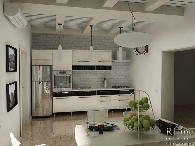 Дизайн кухни фото в маленькой квартире