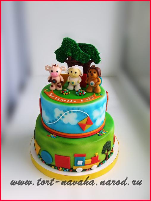 Фото торта для тну