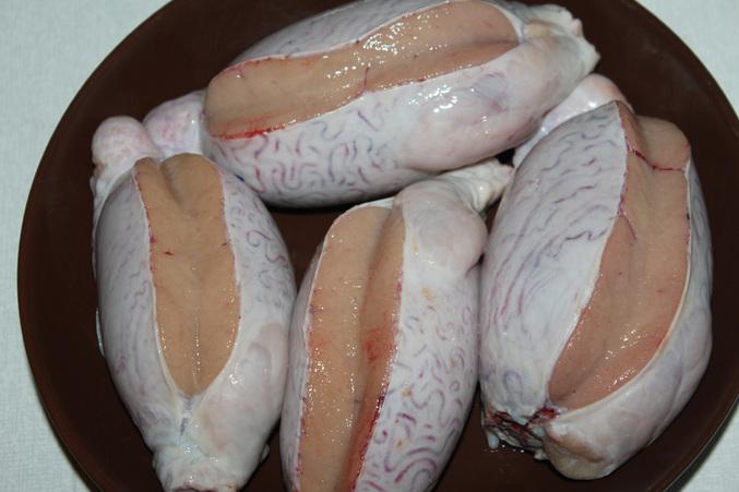 рецепт приготовления яйца быка