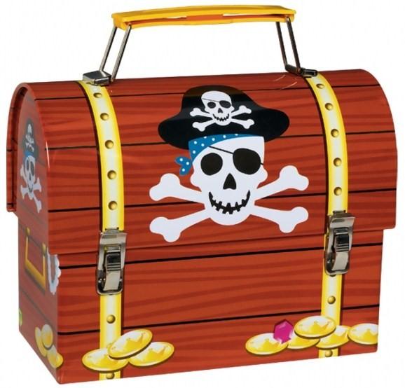 Пиратский сундук сокровищ своими руками 4
