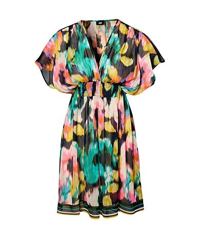 платья из трикотажа осень