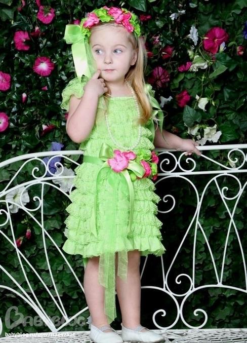 новогодние платья для детей г москва