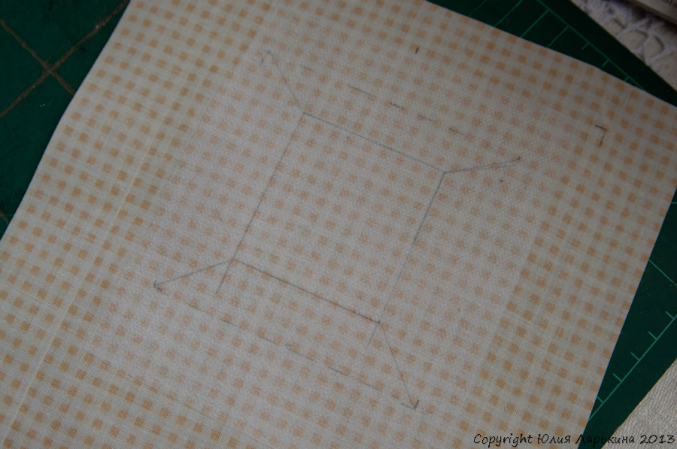 как украсить обложку блокнота