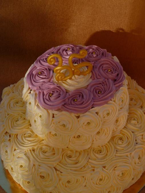 Самые лучшие крема для украшения тортов