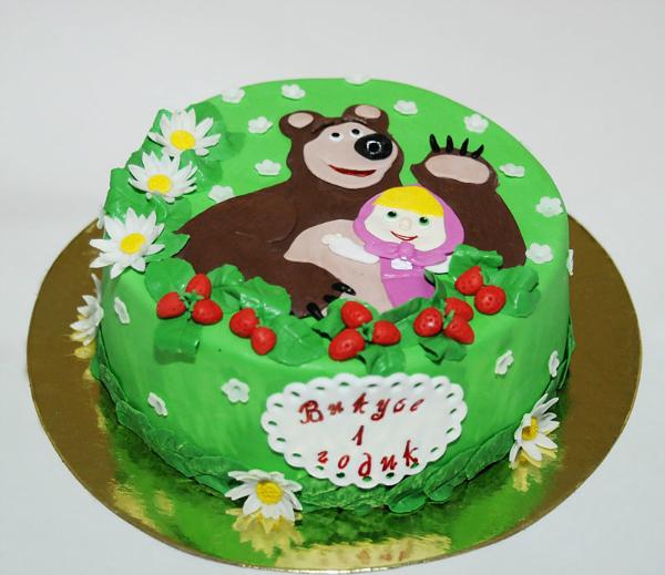 Девушка в торте с днем рождения фото 4