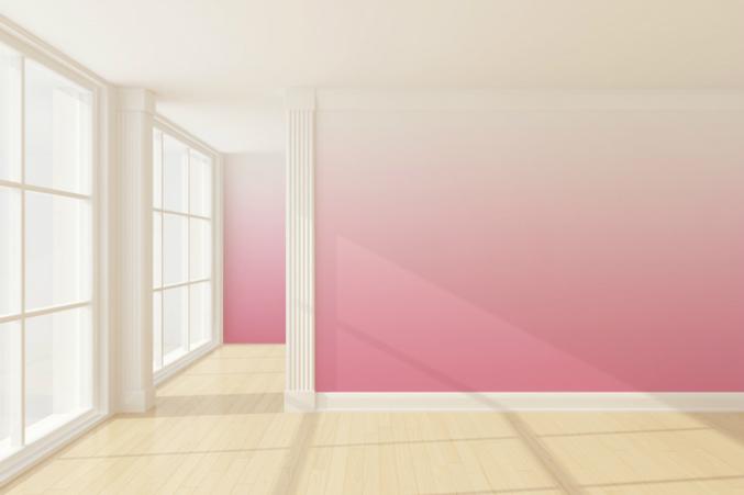 Как сделать плавные переходы краской