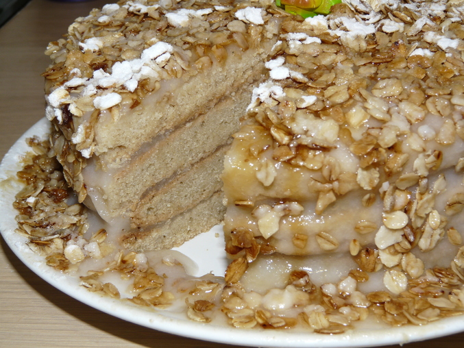 гипоаллергенный торт рецепт