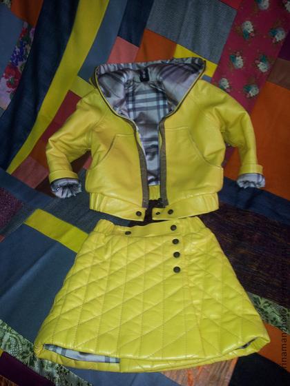 Сшить кожаную куртку ребенку своими руками 25
