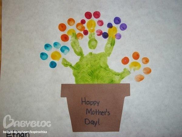 Открытки своими руками для детей 3 лет с днем рождения