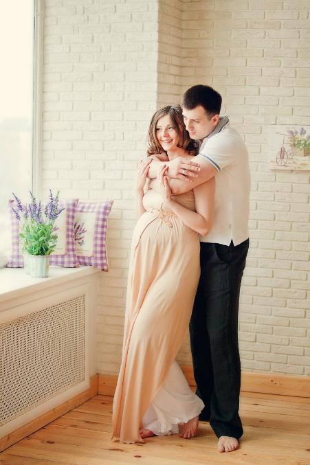 Фотосессии беременной пары