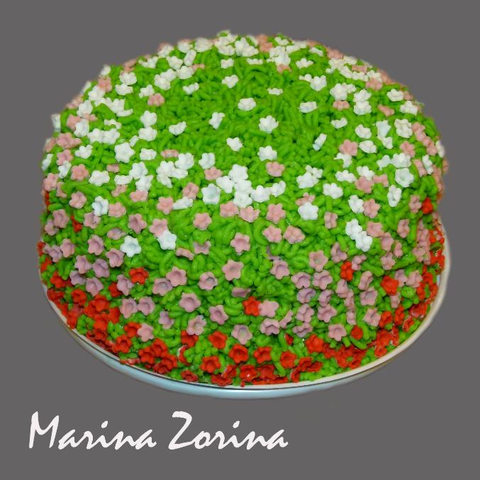 торт из мастики фото для женщин
