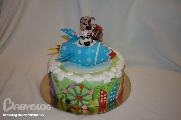 Торт озорная семейка фото