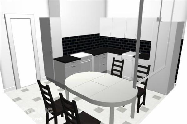 Спланировать кухню в 3d - ebc1