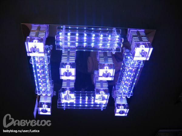 Светодиодные светильники потолочные своими руками