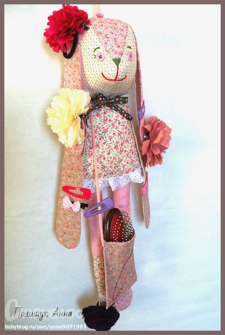 Кукла своими руками для расчесок 58