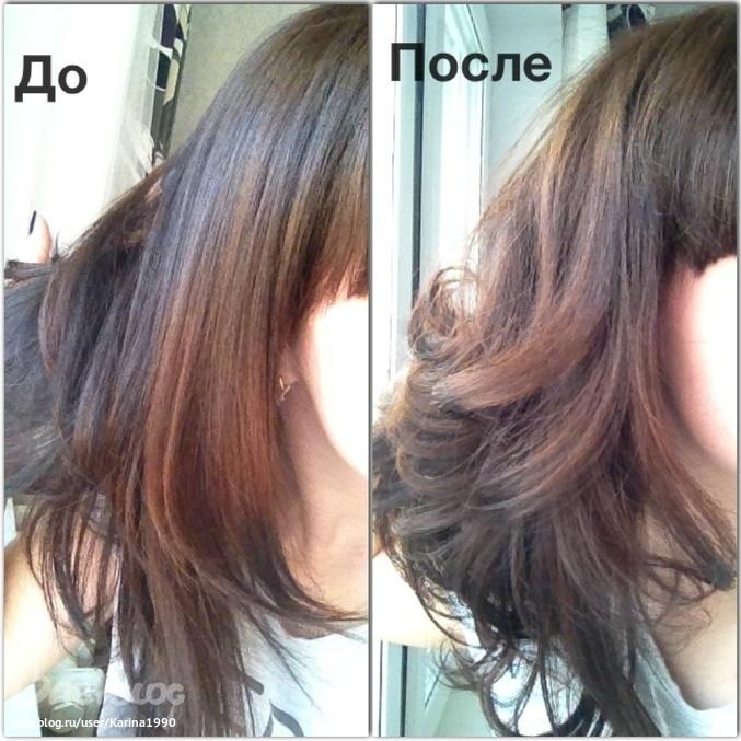 Ко-вошинг для кудрявых волос
