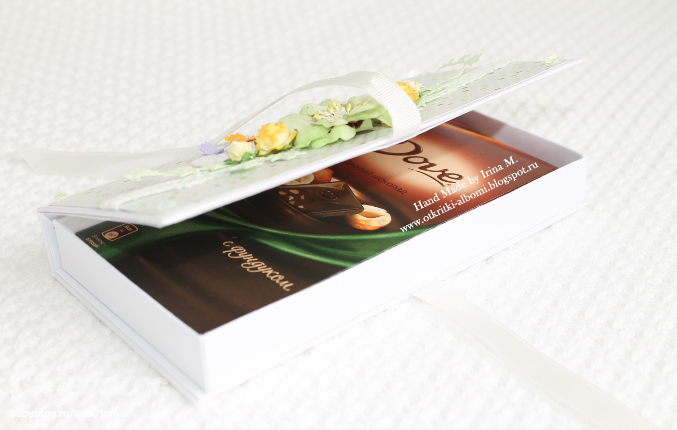шоколадница тест