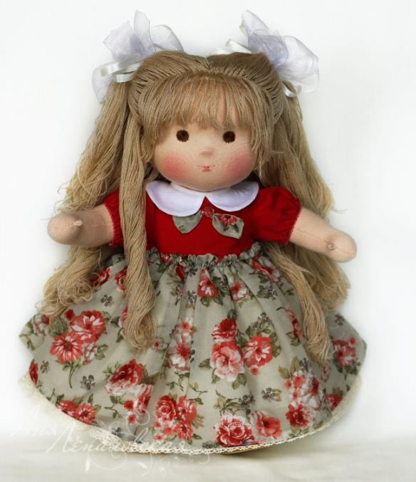 Как сшить вальдор фскую куклу своими руками