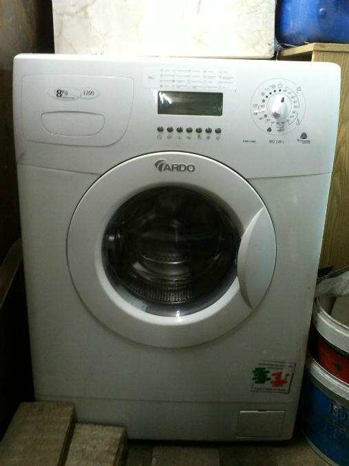 Ремонт стиральных машины ardo своими руками