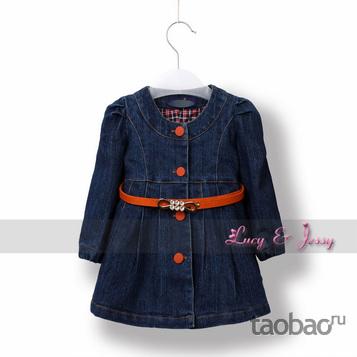 Ветровка из джинсы для девочки своими руками 42
