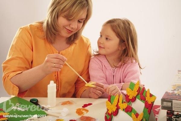 Какие открытия помогла сделать мама