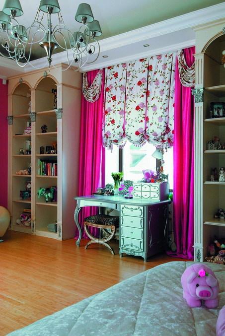 Английские (лондонские) шторы: фото с идеями для