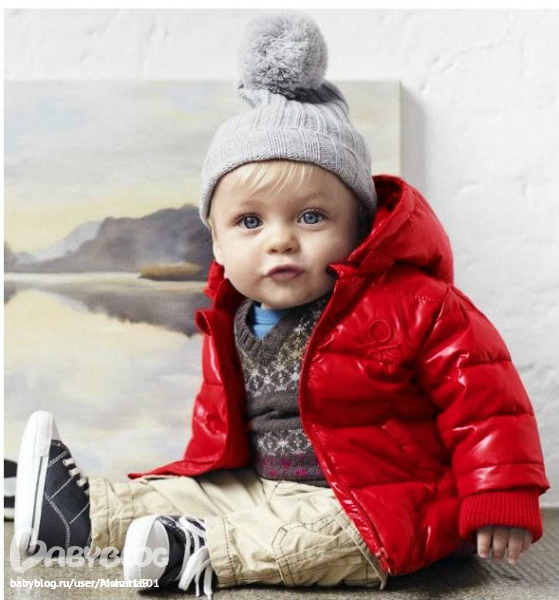 Модный малыш каталог
