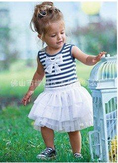 Модная одежда на девочек 1 год