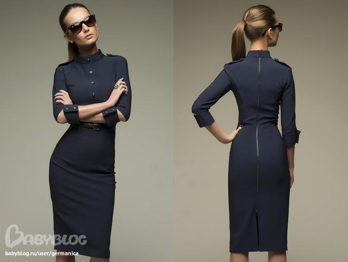 Стильный платья фото