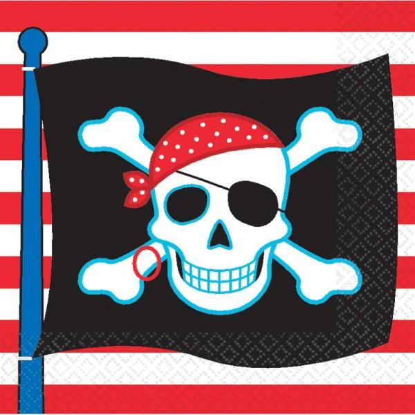 Атрибутика пиратов