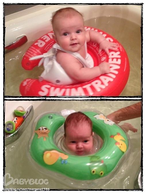 25 май 2016. Мы купили круг для обучения плаванию младенцев!. Swimtrainer надувной круг для купания 3мес. -4лет. Default profile photo.