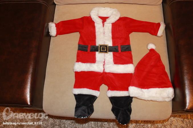 Выкройка костюма санта клауса своими руками фото 462