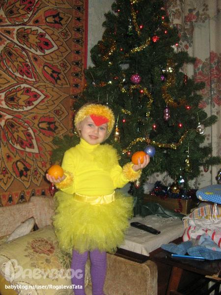 Карнавальные костюмы цыпленка